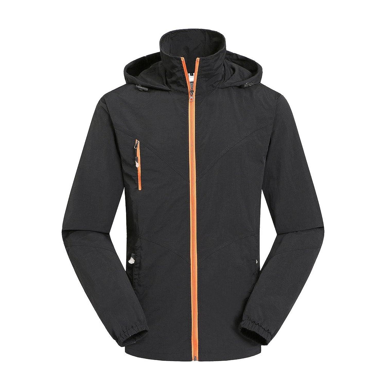 (フロラン)Froyland ウィンドブレーカー メンズ アウトドア スポーツ ハイキング 登山 防風 撥水 ジャケット アウター ウエア 春秋夏