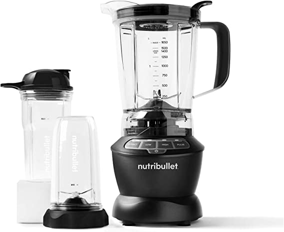 Nutribullet NBF-28500-1007DG - Batidora combo 1.000 W, 1.6 litros ...