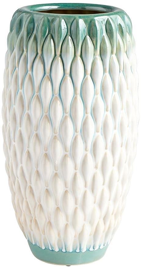 Amazon Cyan Design 09088 Verdant Sea Vaselarge Home Kitchen