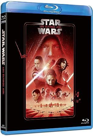 Star Wars: Los últimos Jedi Edición remasterizada 2 discos película + extras Blu-ray: Amazon.es: Daisy Ridley, John Boyega, Mark Hamill, Rian Johnson, Daisy Ridley, John Boyega, Kathleen Kennedy, Ram Bergman: Cine y