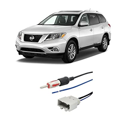 Amazon.com: Fits Nissan Pathfinder 08-16 Factory Stereo to ... on