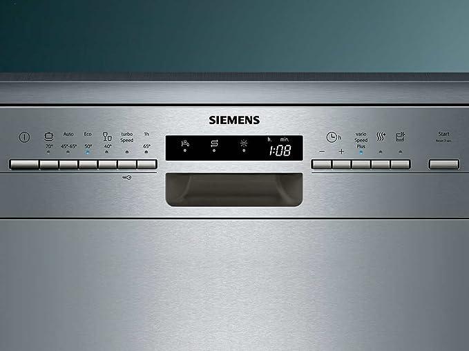 Siemens sn436s00ke iq300 geschirrspüler a 262 kwh jahr 2100