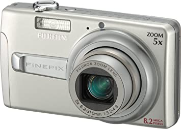 Amazon.com: Fujifilm FinePix J50, 8,2 MP cámara digital con ...