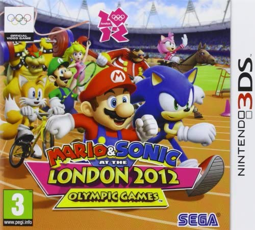 SEGA Mario & Sonic at the London 2012 Olympic Games - Juego ...