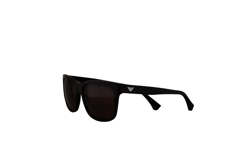 496335cc751 Emporio Armani EA4041 Sunglasses Havana w Brown Lens 56mm 502673 EA 4041   Amazon.ca  Clothing   Accessories