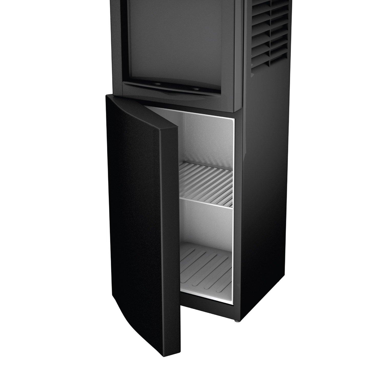 Honeywell hwb1052b Gabinete Independiente caliente y fría dispensador de agua con depósito de acero inoxidable para ayudar a mejorar el sabor de Agua y ...