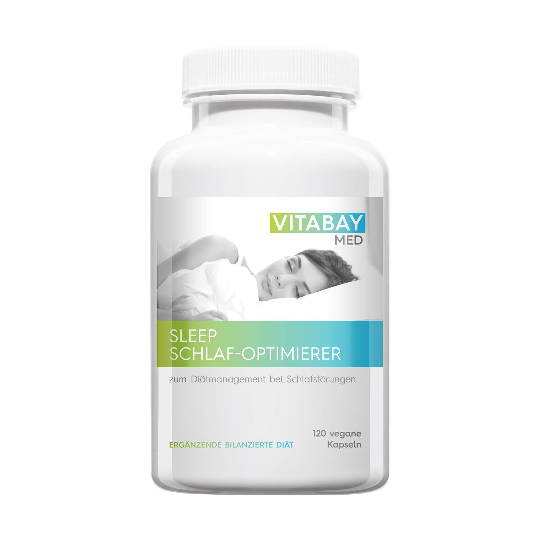 SLEEP - al manejo dietético en caso de trastornos del sueño (120 capsule vegane): Amazon.es: Salud y cuidado personal