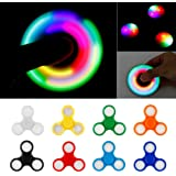 Premsons Fidget Spinner for Kids and Adults (Colors May Vary)