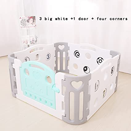 Amazon Com Baby Playpen Fence Baby Pack And Play Children S Games