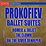 On the River Dneper Ballet Suite, Op. 51: 2. 1st Variation - Dancer