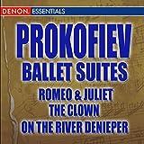 On the River Dneper Ballet Suite, Op. 51: 2. 1st Variation - Dancer