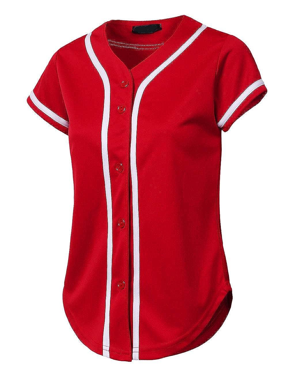 4cc36518cb0 Baseball Jersey Shirts Red - Nils Stucki Kieferorthopäde