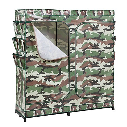 Honey Can Do WRD 01518 60 Inch Organizer Camouflage