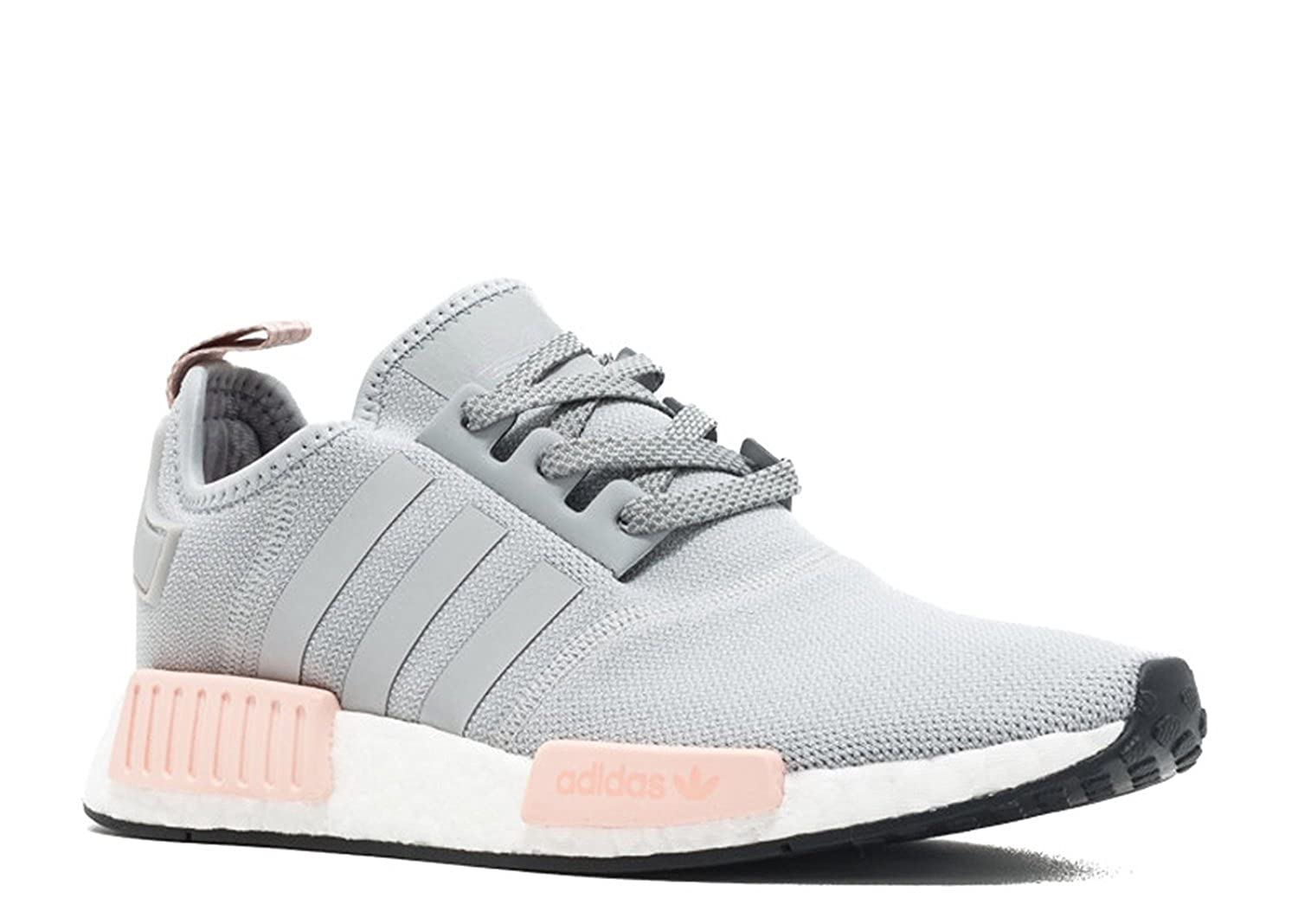 64ab3244b79 adidas NMD R1 Womens Offspring By3058 Clear Onix Light Pink US 7.5   Amazon.co.uk  Shoes   Bags
