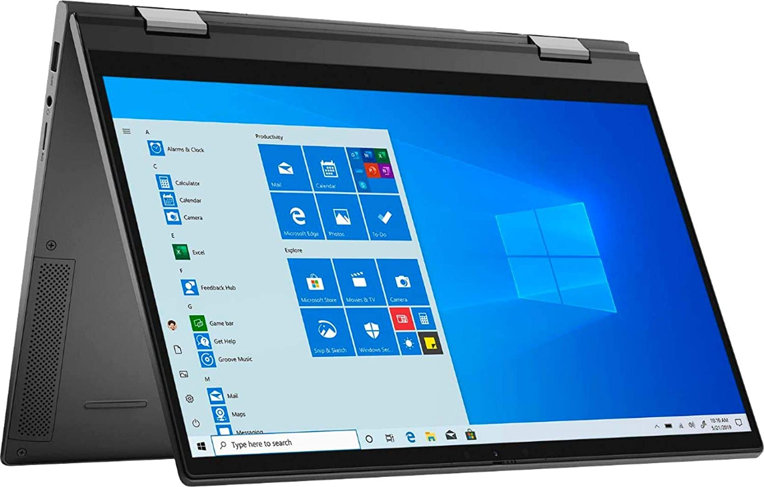 Newest Dell Inspiron 13 7000 2-in-1 Ultrathin and Ultralight Laptop, 13.3