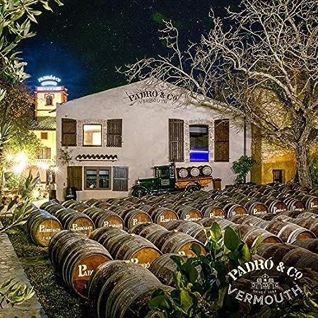 Vermouth Padró & Co Rojo Amargo - 750ml