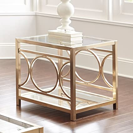 Steve Silver Co Olympia End Table