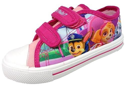 Paw Patrol - Zapatillas chica , color rosa, talla 42 2/3 EU: Amazon.es: Zapatos y complementos