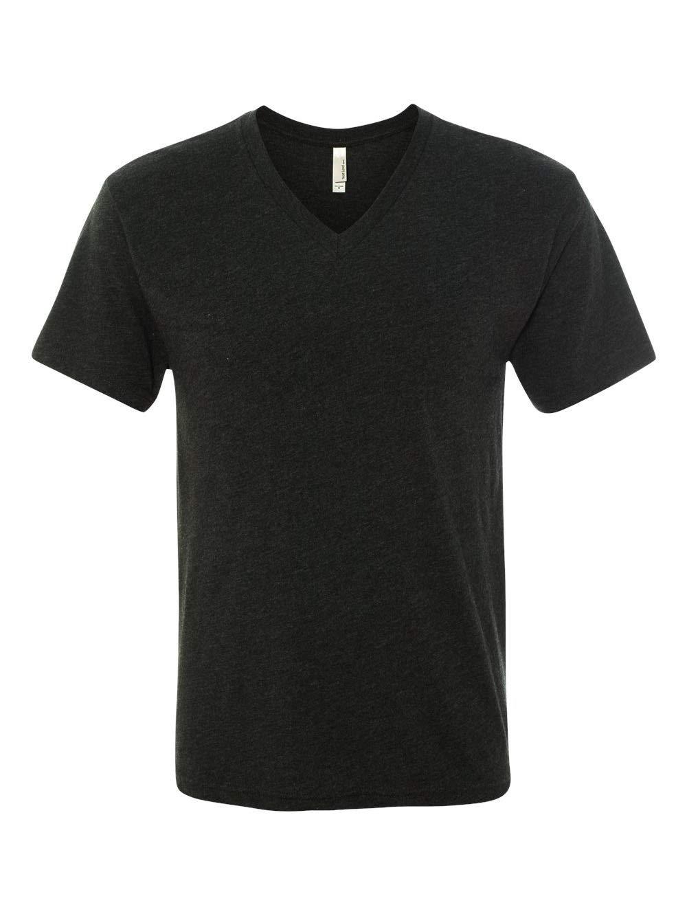 Next Level 6040 Men's Tri-Blend V - XX-Large - Vintage Black