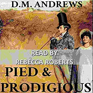 Pied and Prodigious Audiobook