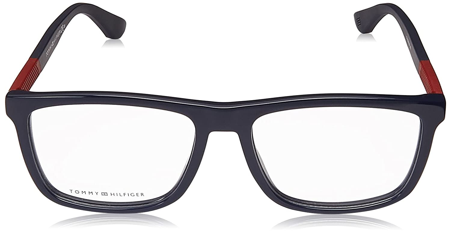 Amazon.com: Eyeglasses Tommy Hilfiger Th 1561 0PJP Blue ...