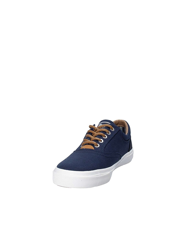 Wrangler WM181021 Turnschuhe Man Blau 45: : Schuhe