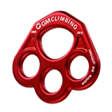 GM CLIMBING 35kN Rigging Plate Bear Paw Anchor