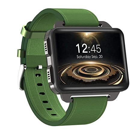 HUIGE Smartwatch, 1.4 Pulgadas De Pantalla OLED, Android ...