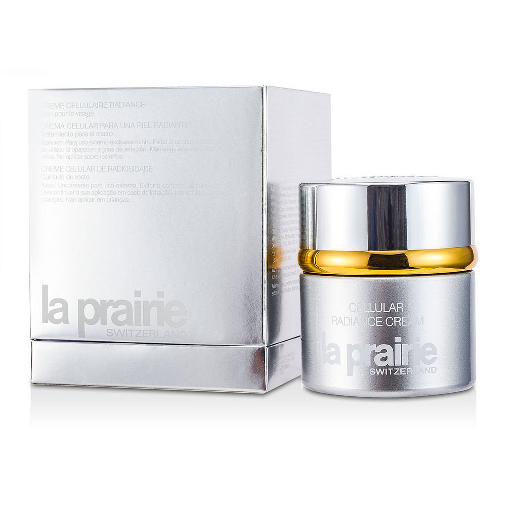 La Prairie by La Prairie La Prairie Cellular Radiance Cream--50ml/1.7oz for WOMEN ---(Package Of 6)