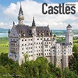 Castle Calendar - Calendars 2018 - 2019 Wall Calendars - Photo Calendar - Castles 16 Month Wall Calendar by Avonside
