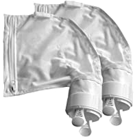 ATIE PoolSupplyTown Pool Cleaner All purpose Bag Fits 280, 480 Pool Cleaner Zippered All Purpose K13 (2 Pack)