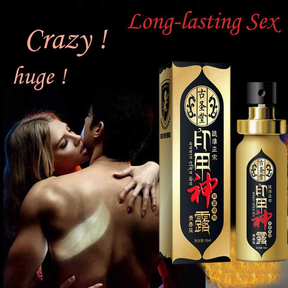 certainPL Male Enlargement Oil Big Penis Oil Essential Oil Pills Increase Sex Delay Men's Penis Care (10ML)