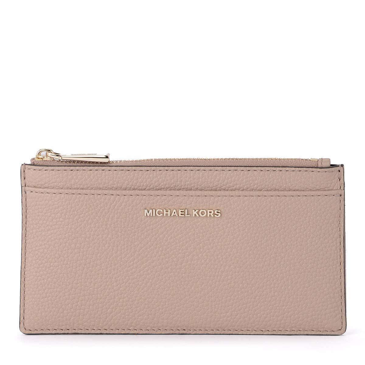 Michael Kors Women's Leather Wallets, 32T8TF6D7L_208_TRUFFLE