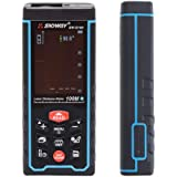SNDWAY SW-S100 100M 328FT Digital Diastimeter Laser Distance Meter Laser Rangefinder Meter Area Volume