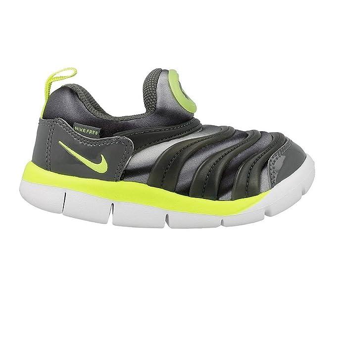 Nike Dynamo Free Print TD Dark Grey 834366-001: Amazon.co.uk: Shoes & Bags