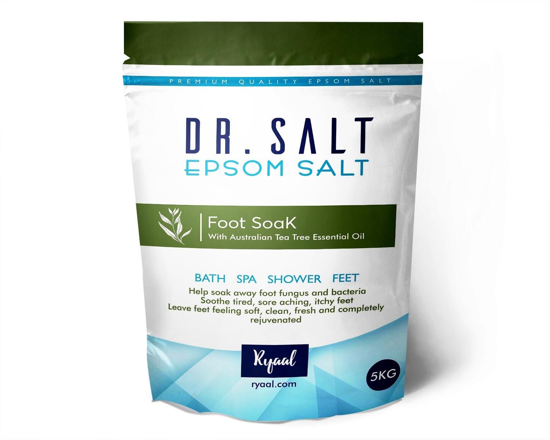 Epsom Salt - Gift for your mom