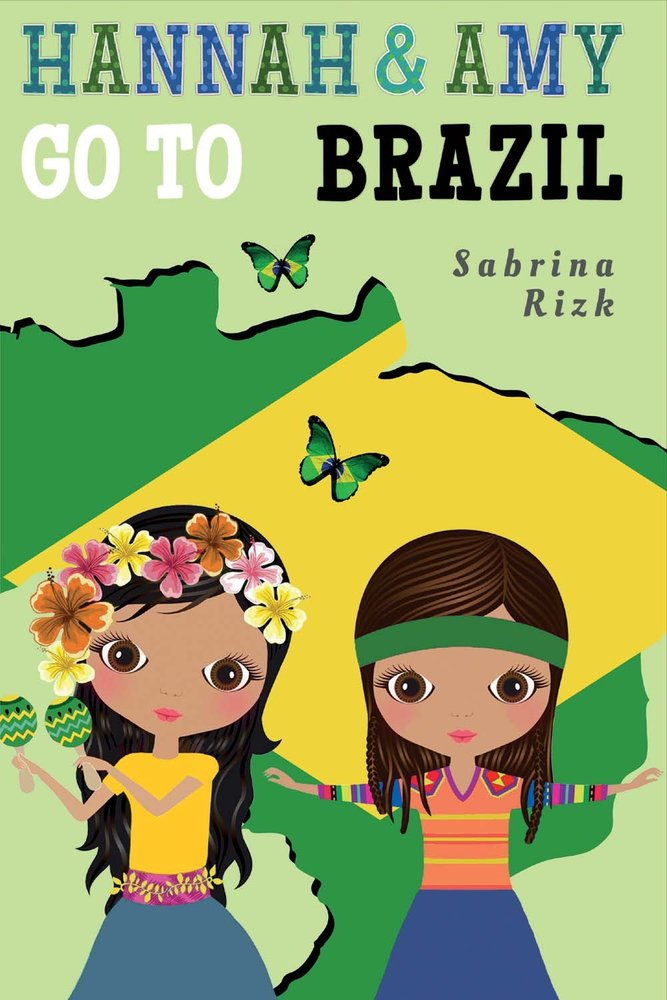 Download Hannah & Amy Go to Brazil pdf epub