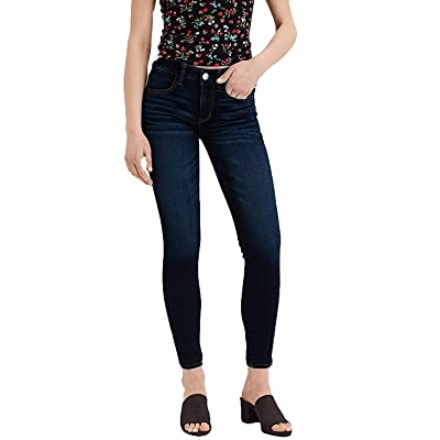 American Eagle Women's 1609483 Ne(X) t Level Jegging, Midnight Blue (00S) at Amazon Women's Jeans store
