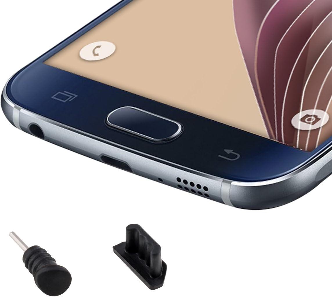 kwmobile 2X Tapones Antipolvo para Smartphone: Amazon.es: Electrónica