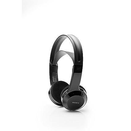 amazon com sony mdr if245rk wireless if headphone home audio rh amazon com Sony MDR Nc7 Sony MDR Headphones