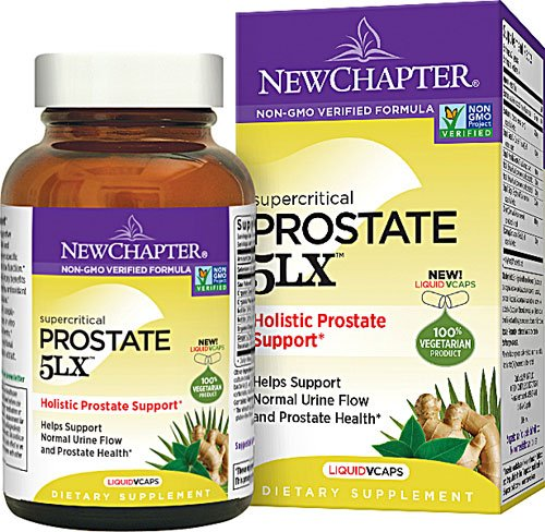 New Chapter Supercritical Prostate Liquid product image