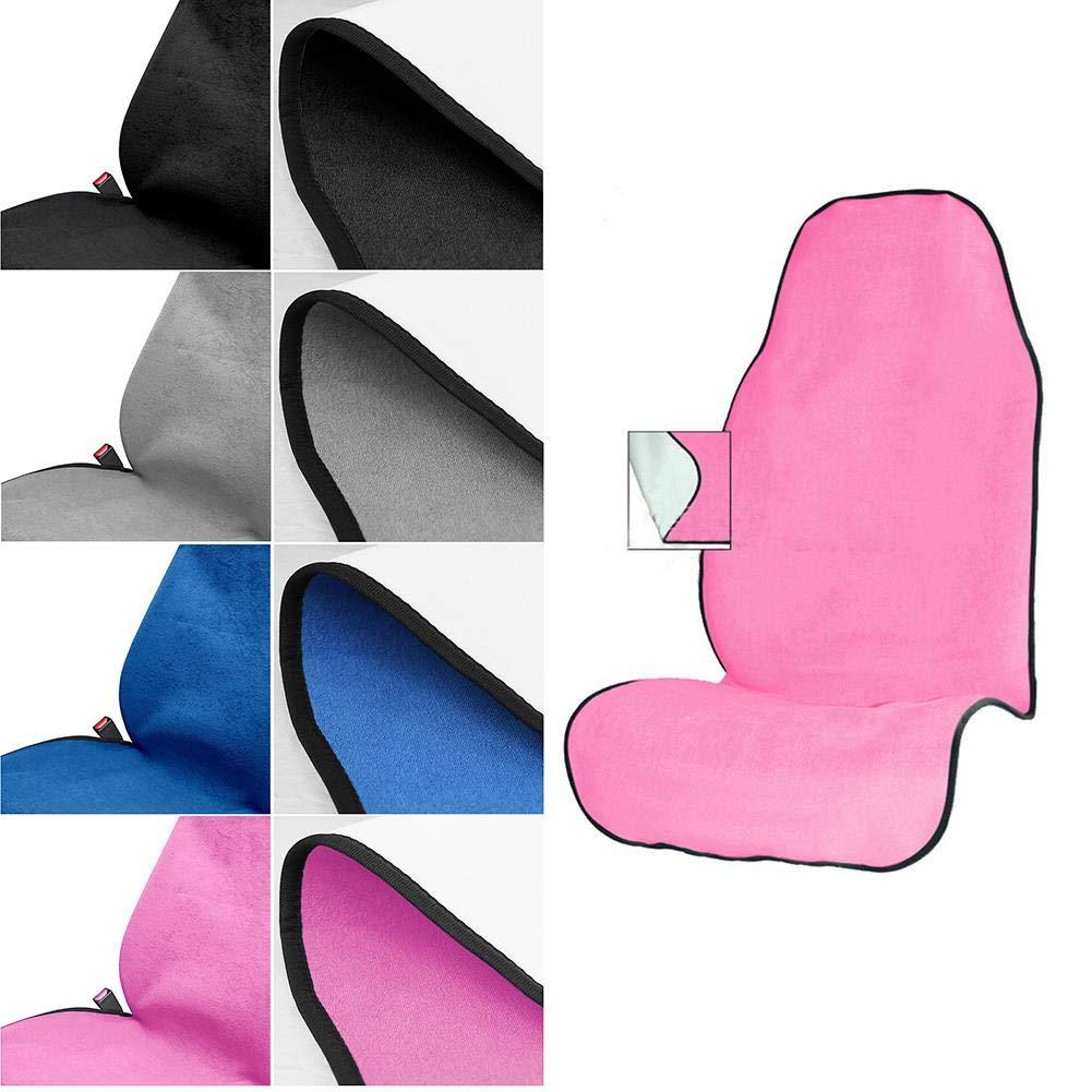Couverture de si/ège de voiture Yoga Tapis de si/ège de serviette de bain /à s/échage rapide pour la gymnastique de remise en forme en cours dex/écution Crossfit Workout Auto Seat Protector