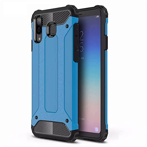 buy popular 40d56 f50fb Amazon.com: ANGELLA-M Compatible with Samsung Galaxy A8 Star Case ...
