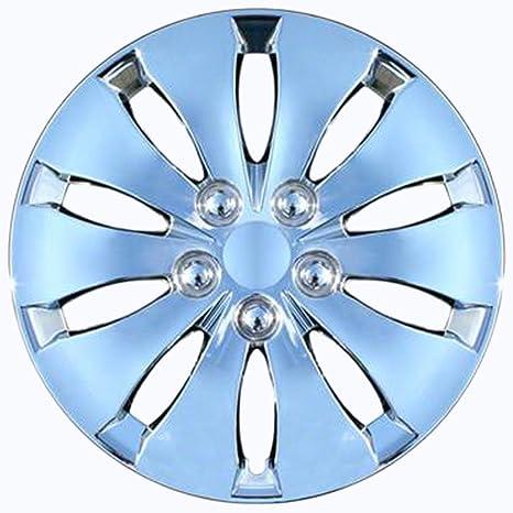 Tapacubos para Honda Accord (sola pieza) rueda cubre – 16 pulgadas, 5 radios