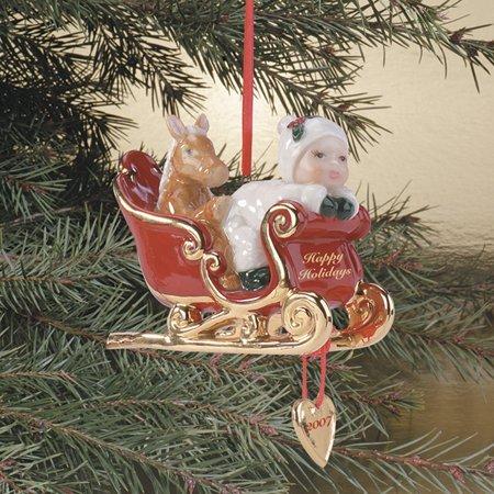 Breyer 2007 Baby's First Ornament