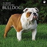 2018 Bulldogs Calendar - 12 x 12 Wall Calendar - With 210 Calendar Stickers