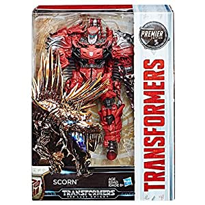 TRANSFORMERS MV5 Pre Voyager Scorn Action Figure