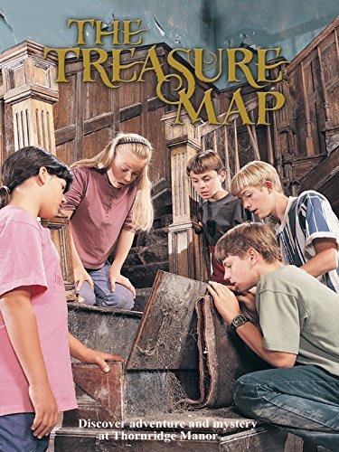 Unusual Maps - Treasure Map