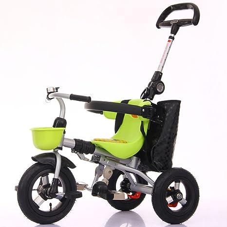 ZGP &Cochecito de bebé Triciclo Infantil Cochecito de bebé ...