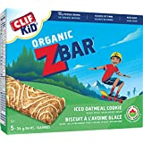 CLIF KID ZBAR - Organic Energy Bars - Iced Oatmeal Cookie - (36 Gram Snack Bars, 5 Count)